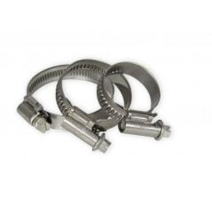 Hose band clip (V4A stainless)