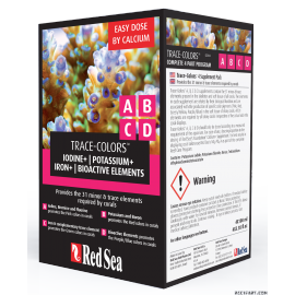 Coral Colors ABCD 4x100ml