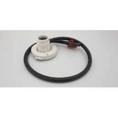 Air inlet adapter for DCS 600 pump