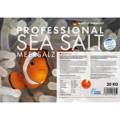 Professional Sea Salt 10kg