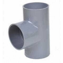 Pressure PVC pipe T 40mm