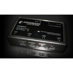 G-Tron interface for razor led