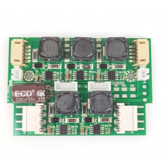 RSX power supply board