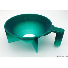 Funnel tigra for reactor/filter