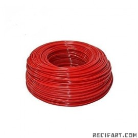 "RO water hose 1/4"" (red)"