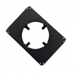 Holder for round LED lights for Aquatic Life