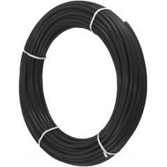 "RO water hose 1/4"" (black)"