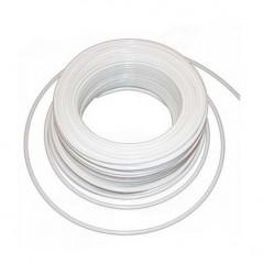 """RO water hose 1/4"""" (white)"""