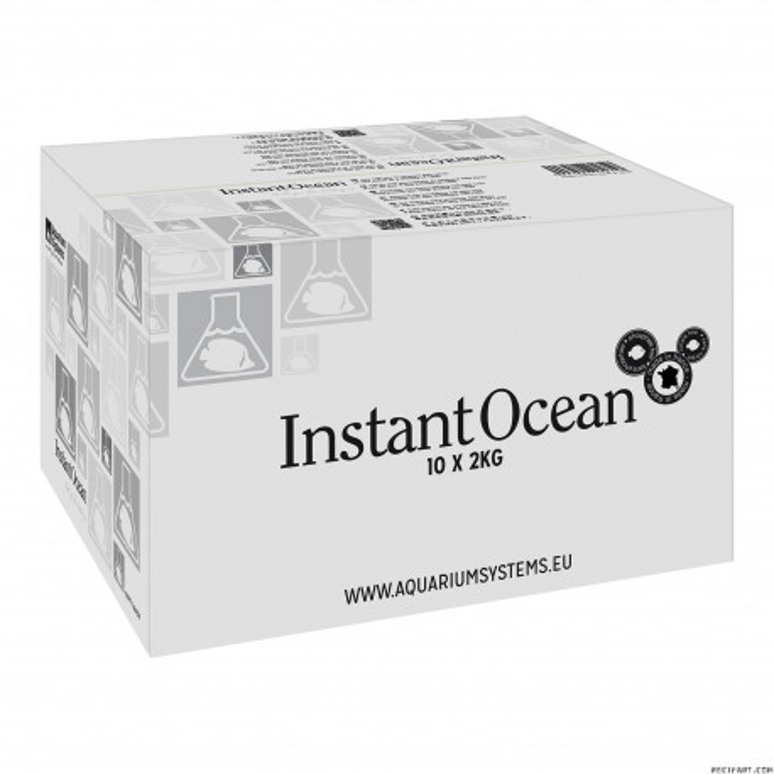 Aquarium systems Instant Ocean 20kg box (2kg doses)