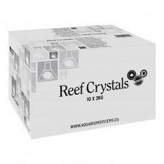 20kg Reef Crystals salt box (2kg doses)