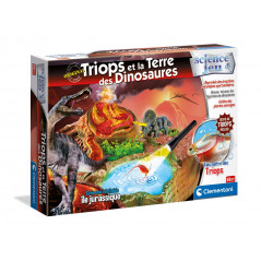 Triops and the Land of Dinosaurs