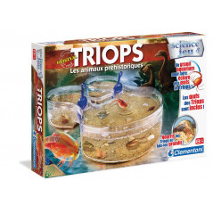 Triops, prehistoric animals