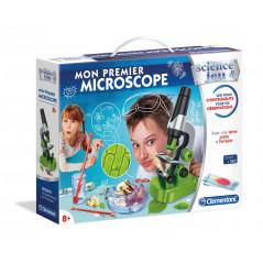 My first microscope