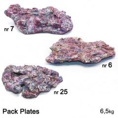 Pack Plates - 6,5kg