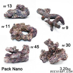 Pack Nano - 3,2kg