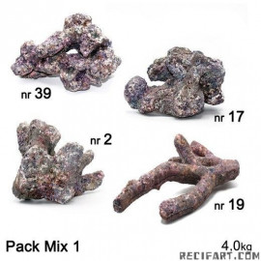 Pack Mix 1 - 4kg