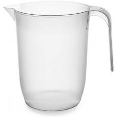 Plastic pitcher for aquarium