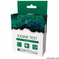 Colombo iodine test (colour 1)