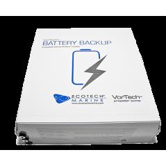 Battery backup for Vortech pumps