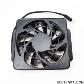 R420r Fan (1 pc) Fan with plastic rim
