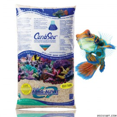 Live aragonite reef sand