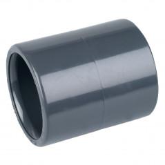 Coupling pressure PVC 25mm