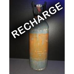 CO2 cylinder 10kg - refill