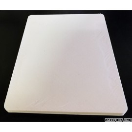 Anti-vibrations mat 200x150x6mm - silicon